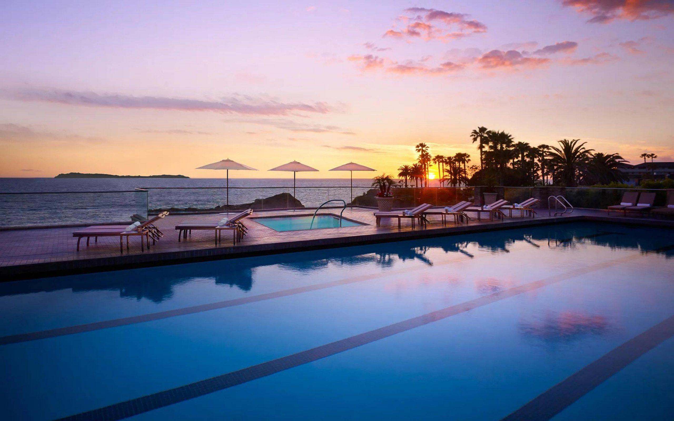 Montage Resort in Laguna Beach, California